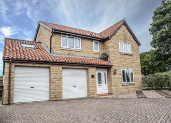 Thumbnail 4 bed detached house for sale in 10 Cardwell Court, Braithwell