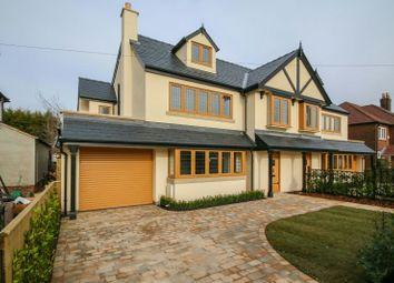 Thumbnail 5 bed semi-detached house for sale in Rivington Road, Hale, Altrincham