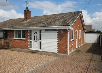 Thumbnail 2 bed bungalow for sale in Southfield Road, Armthorpe, Doncaster