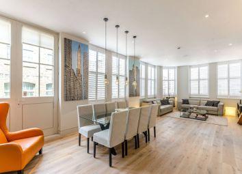 Thumbnail 1 bedroom flat to rent in Rivington Street, Shoreditch