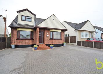 Thumbnail 3 bed detached house for sale in Chesterfield Avenue, Benfleet