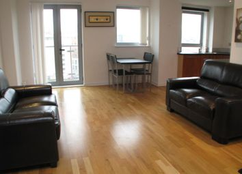 Thumbnail 2 bed flat to rent in City Island, Gotts Road, Leeds, West Yorkshire