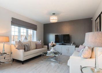 "Thumbnail 5 bedroom detached house for sale in ""The Kirkham"" at Boroughbridge Road, Knaresborough"