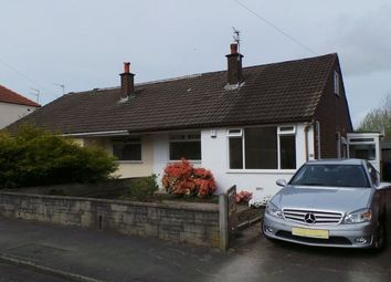 Thumbnail 2 bedroom semi-detached bungalow for sale in Marina Grove, Lostock Hall, Preston