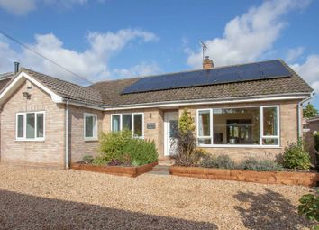 Thumbnail 5 bedroom detached bungalow for sale in Orchard Lane, Woodnewton, Peterborough