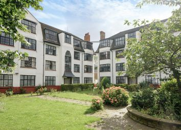 Thumbnail 3 bed flat for sale in Leigham Avenue, London