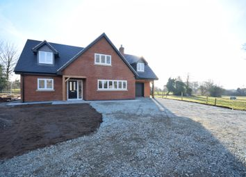 Thumbnail 4 bedroom detached house for sale in Shrewsbury Street, Prees, Whitchurch