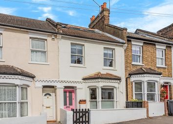 Thumbnail 4 bed terraced house to rent in Harvard Road, London