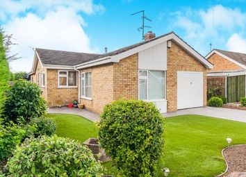 Thumbnail 2 bed bungalow for sale in Churchill Drive, Boston, Lincolnshire, England