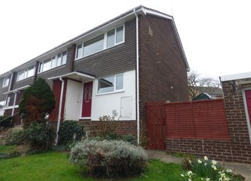 Thumbnail 3 bedroom end terrace house to rent in Millway, Chudleigh, Newton Abbot