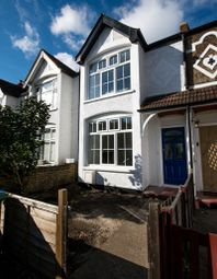 Thumbnail 3 bed terraced house for sale in Grange Road, West Molesey