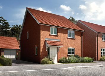 "Thumbnail 3 bed detached house for sale in ""The Morris"" at Radwinter Road, Saffron Walden, Essex, Saffron Walden"