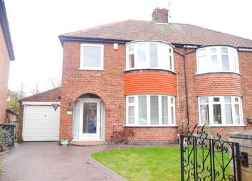 Thumbnail 3 bedroom semi-detached house for sale in Cranbrook Road, Off Boroughbridge Road, York
