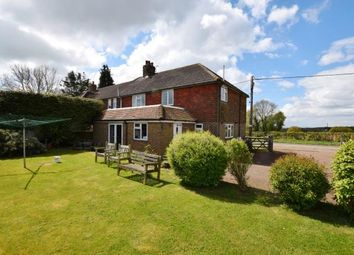 Thumbnail 3 bed semi-detached house for sale in Cowbeech Hill, Cowbeech, Hailsham, East Sussex