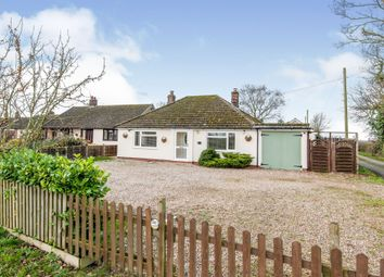 2 bed detached bungalow for sale in Lopham Road, Kenninghall, Norwich NR16