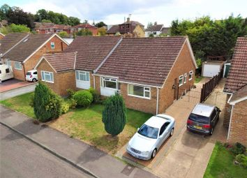 Thumbnail 2 bed semi-detached bungalow for sale in Downs View, Burham, Rochester