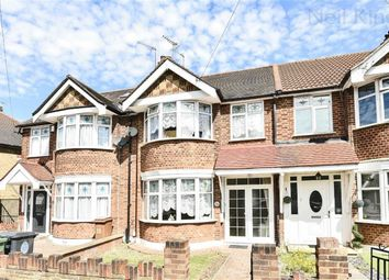 Thumbnail 3 bed terraced house for sale in Woodview Avenue, Chingford, London