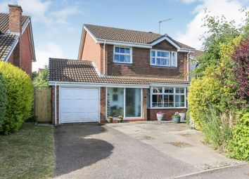Thumbnail Detached house for sale in Stoneton Crescent, Balsall Common, Coventry