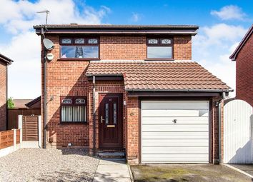 Thumbnail 3 bed detached house for sale in Ellerby Avenue, Clifton, Swinton, Manchester