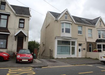 Thumbnail 1 bed flat to rent in Alexander Road, Swansea