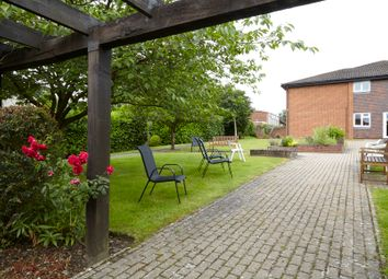 Thumbnail 1 bed flat for sale in Clarence Road, Fleet