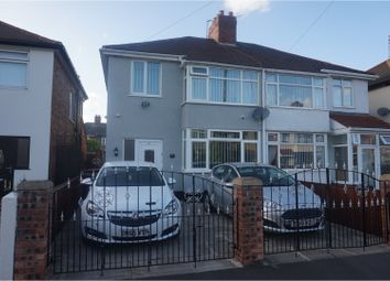 Thumbnail 4 bed semi-detached house for sale in Howden Drive, Huyton