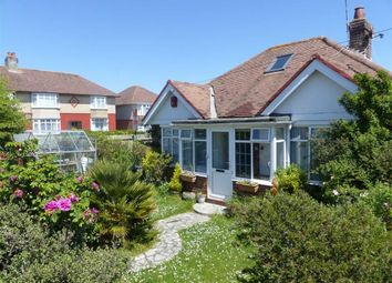 Thumbnail 2 bed detached bungalow for sale in Haywards Avenue, Weymouth, Dorset