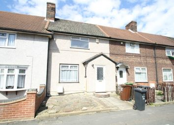 Thumbnail 4 bedroom terraced house to rent in Goresbrook Road, Dagenham, Essex