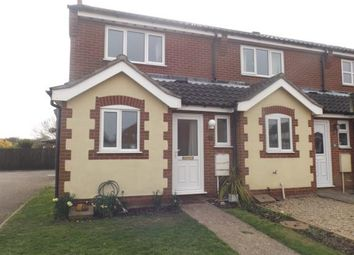 Thumbnail 2 bed end terrace house for sale in Mundesley, Norwich, Norfolk