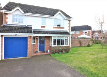 Thumbnail 4 bed detached house for sale in Hawthorn Drive, Scarning