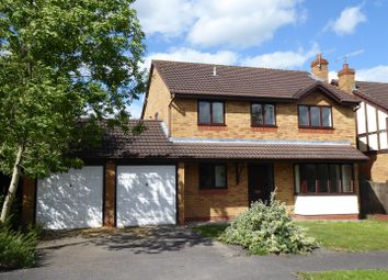Thumbnail 4 bed detached house to rent in Heron Lane, Bishopton, Stratford-Upon-Avon