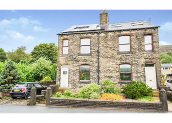 Thumbnail 3 bed semi-detached house for sale in Huddersfield Road, Diggle