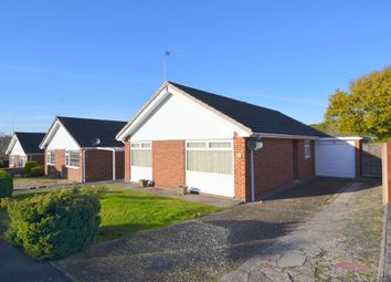 Thumbnail 3 bed detached bungalow for sale in Runnymede Avenue, Bearwood, Bournemouth
