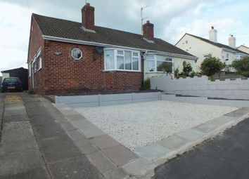 Thumbnail 2 bed semi-detached bungalow for sale in Canterbury Drive, Bradeley, Stoke-On-Trent