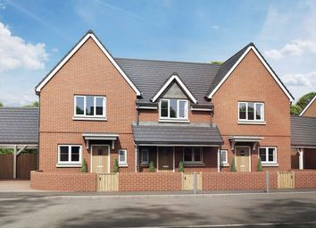 Thumbnail 2 bed semi-detached house for sale in The Gerbera, Owsla Park, Bloswood Lane, Whitchurch, Hampshire