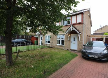 Thumbnail 3 bed semi-detached house for sale in Battlesburn Gate, Tollcross