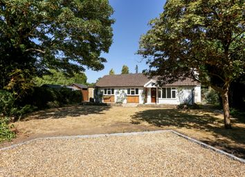 Thumbnail 3 bed bungalow to rent in The Green, Datchet, Slough