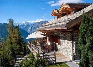 Thumbnail 5 bed detached house for sale in 3961 Grimentz, Switzerland
