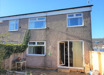 Thumbnail 2 bed end terrace house for sale in Chichester Close, Burnley