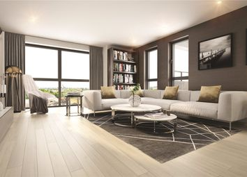 Thumbnail 3 bed flat for sale in Carriage House, City North, London