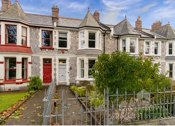 Thumbnail 4 bed terraced house for sale in 'carn Brea' Stuart Road, Stoke, Plymouth