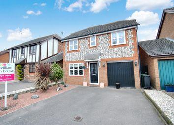 Thumbnail 4 bed detached house for sale in Kingston Chase, Heybridge, Maldon