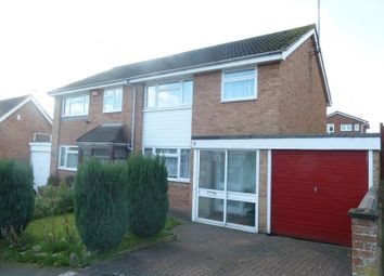 Thumbnail 3 bed semi-detached house for sale in Charnock, Swanley
