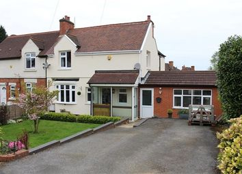 Thumbnail 3 bed semi-detached house for sale in Rotherhams Hill, Baddesley Ensor, Atherstone