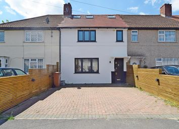 4 bed terraced house for sale in Browning Avenue, Worcester Park KT4