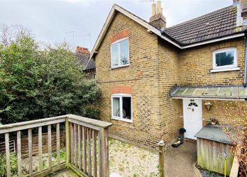 Kingston Road, Staines-Upon-Thames, Surrey TW18. 2 bed terraced house for sale