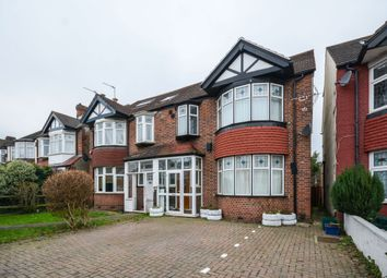 Thumbnail 5 bed semi-detached house for sale in Grand Drive, London