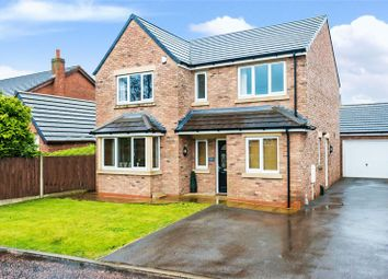 Thumbnail 4 bed detached house for sale in Daisy Fold, Chorley