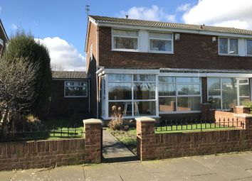 Thumbnail 3 bed semi-detached house for sale in Oxford Way, Jarrow