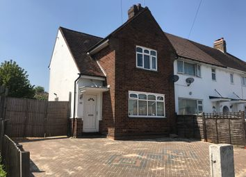 Thumbnail 2 bed end terrace house for sale in Eastern Avenue North, Kingsthorpe, Northampton